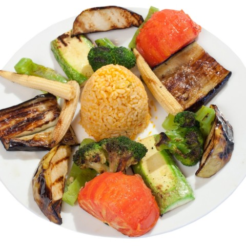 Grilled vegetables - 300 gr. | 7.70 lv.