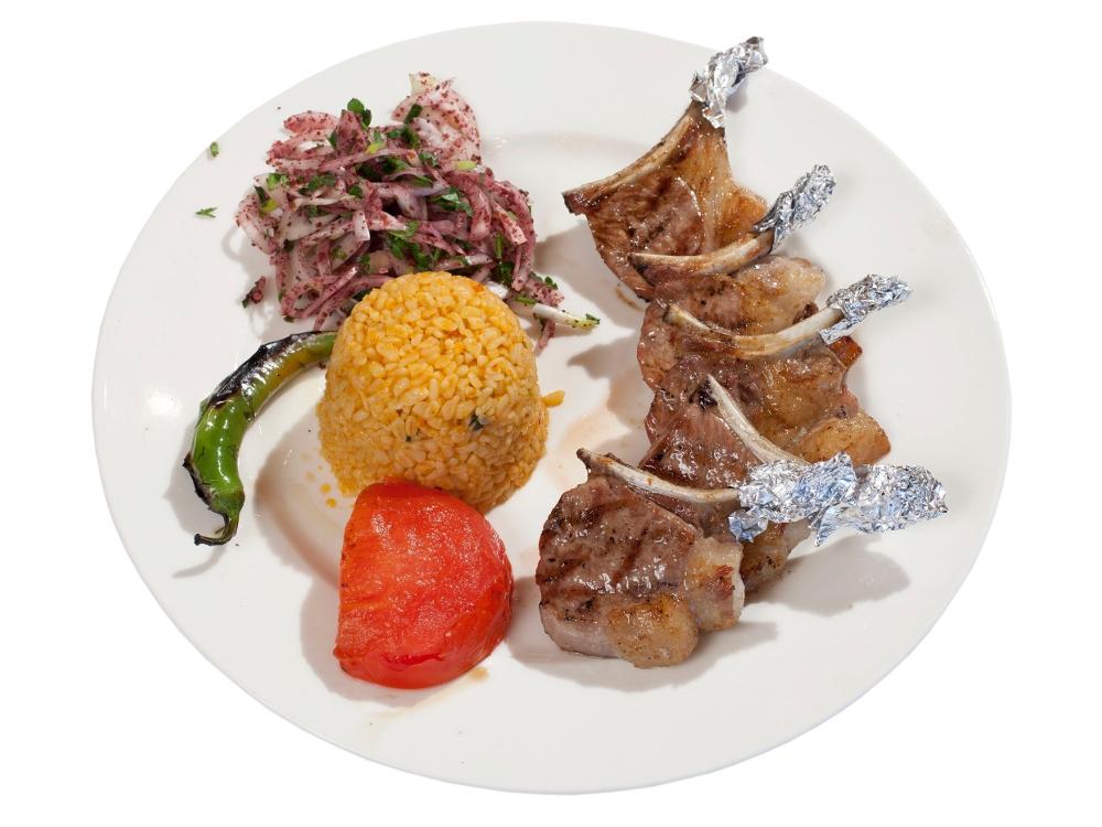Lamb cutlets - 400 gr. | 31.00 lv.