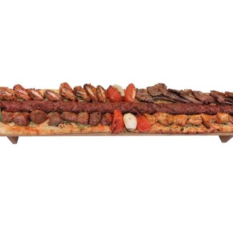 Meter kebab - 1200 gr. | 120.00 lv.
