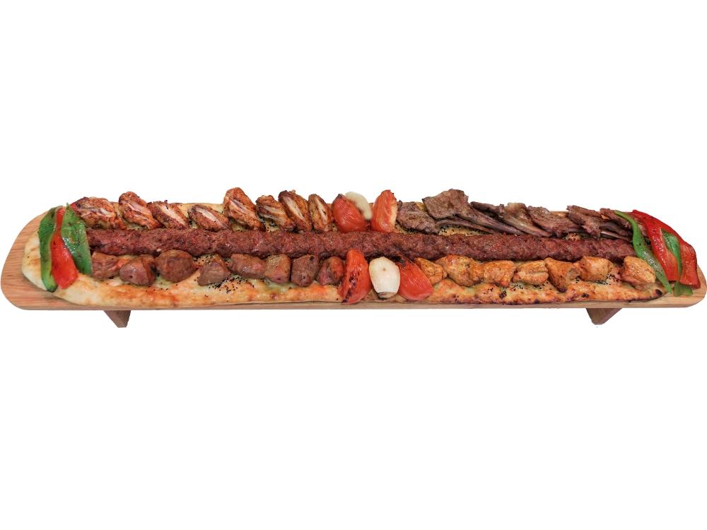 Meter kebab - 1200 gr. | 141.00 lv.