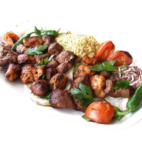 Kabakum kebab for two - 600 gr. | 47.00 lv.