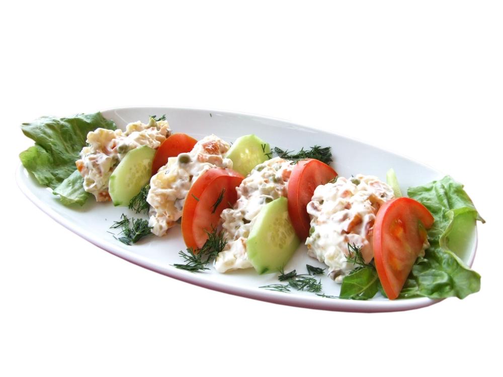 Russian salad - 250 gr. | 6.00 lv.