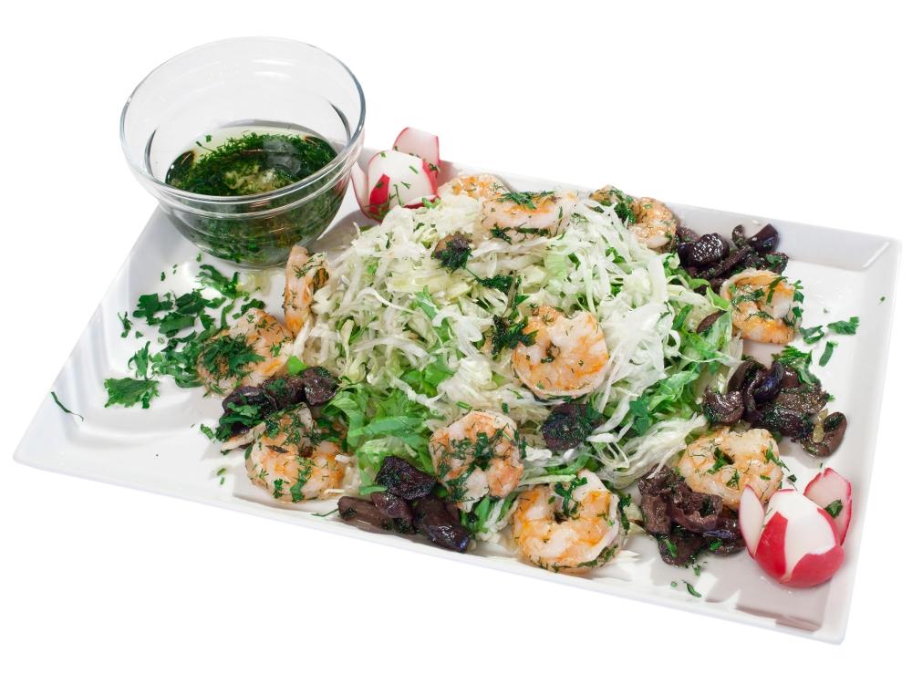 Mussie's salad - 300 gr. | 25.50 lv.