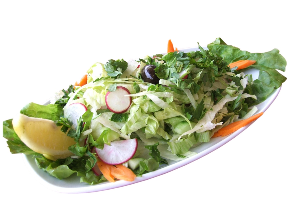 Green salad - 300 gr. | 6.60 lv.