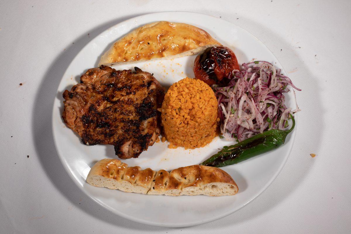 Chicken steak – 350 gr. | 12,50 lv.
