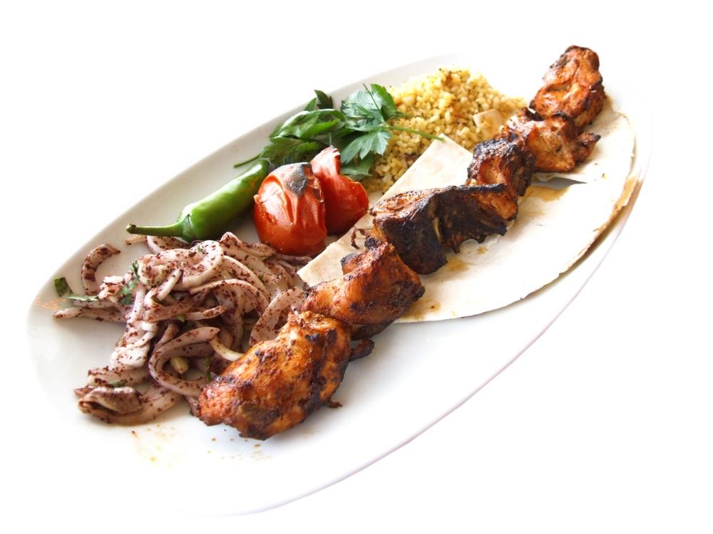 Kebab de pui tocat la satâr - 400 gr. | 10.90 lv.