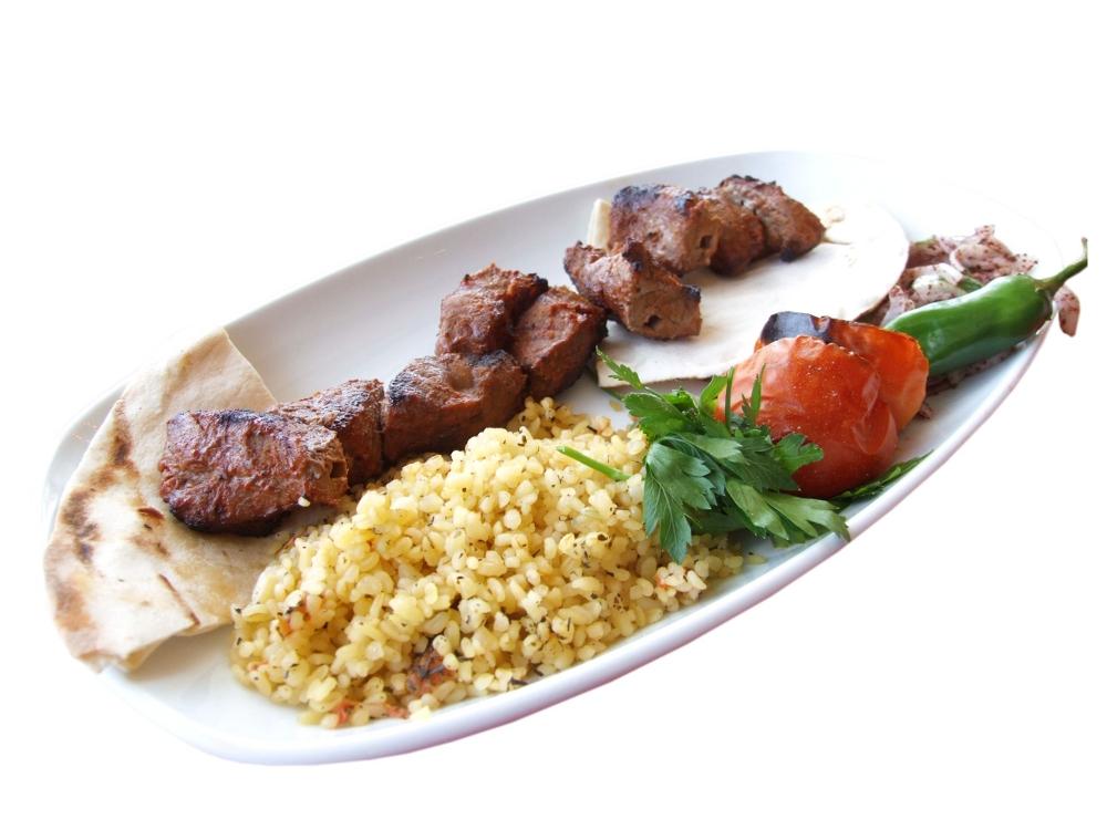 Kebab de vită - 400 gr. | 17.00 lv.