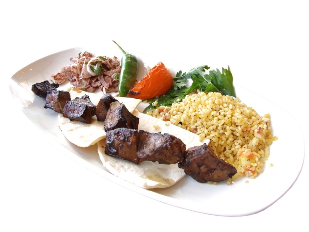 Kebab drob - 300 gr. | 12.00 lv.