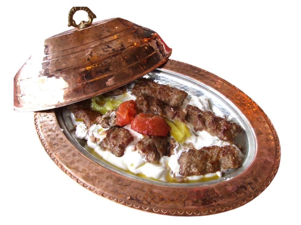 Iskender kebab - 450 gr. | 17.00 lv.