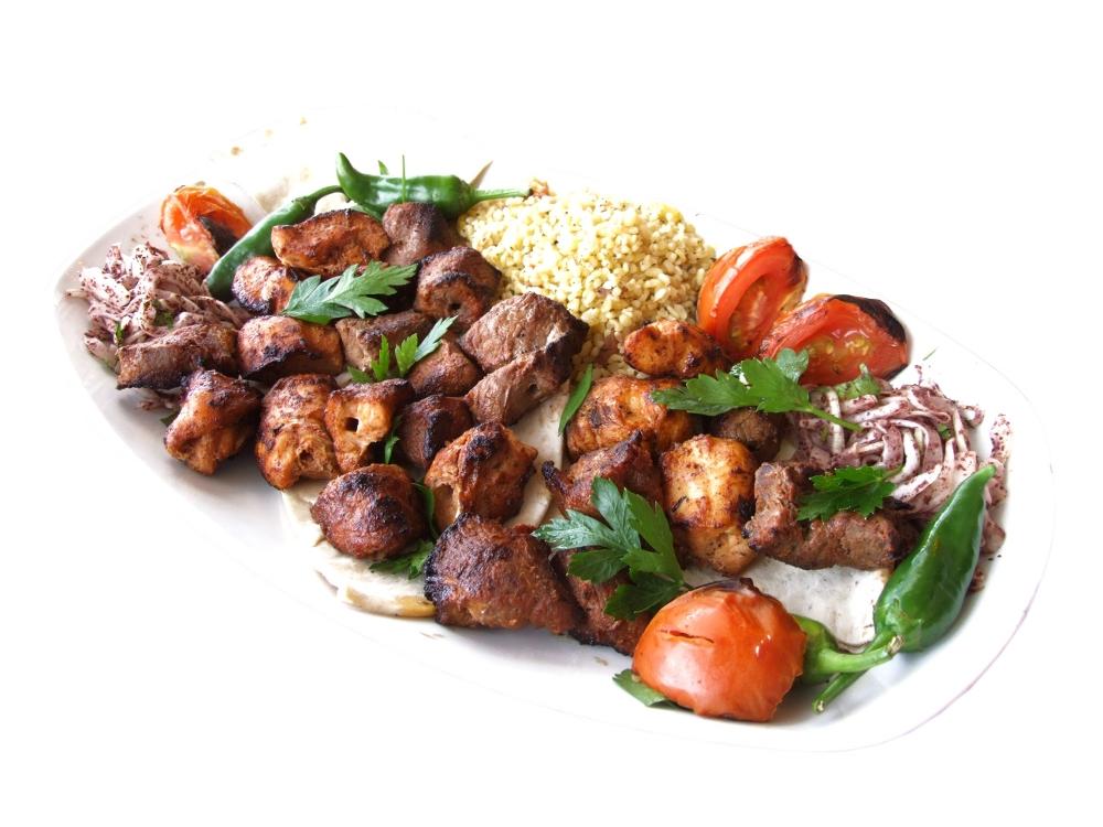 Kebab Kabakum pentru două persoane - 600 gr. | 47.00 lv.