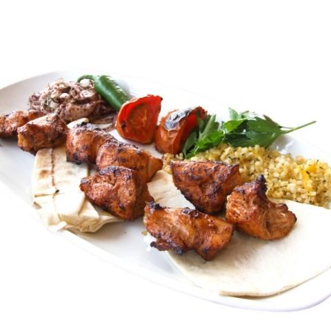 Tavuk kebabı - 400 g | 11.50 lv.
