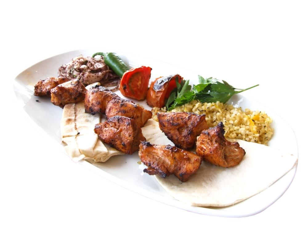Пилешки кебап - 400 гр. | 12.50 лв.