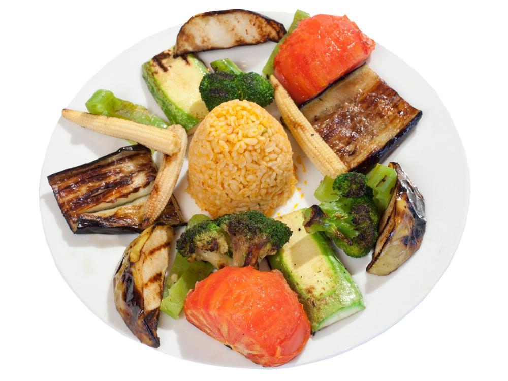 Зеленчуци на скара - 300 гр. | 9.50 лв.